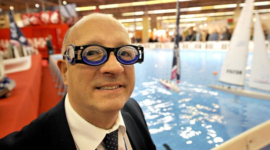 Des lunettes contre le mal de mer